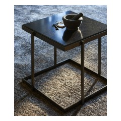 La table basse et console Rio
