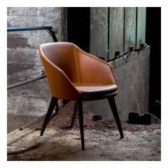 Le fauteuil Maria